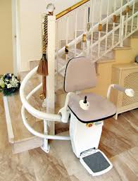 hawle precision stairlift Oakland CA Jose San Francisco stairway chair staircase   custom curved stairway outdoors indoors home chairlift