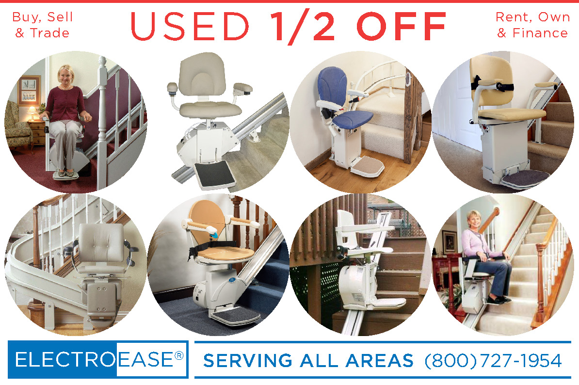 used stairchairs Bruno Elite SRE2010 Staircase Stairchair Seat Indoor and Outdoor StairLift is available for home residential use and outside exterior stairchair use.