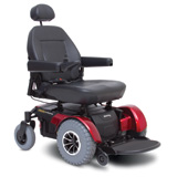 Select 1450 Pride Jazzy Electric Wheelchair Powerchair Oakland CA Jose San Francisco stairway chair staircase  . Motorized Battery Powered Senior Elderly Mobility