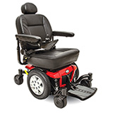 Select 600 Pride Jazzy Electric Wheelchair Powerchair Oakland CA Jose San Francisco stairway chair staircase  . Motorized Battery Powered Senior Elderly Mobility
