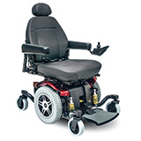 Select 614 Pride Jazzy Electric Wheelchair Powerchair Oakland CA Jose San Francisco stairway chair staircase  . Motorized Battery Powered Senior Elderly Mobility