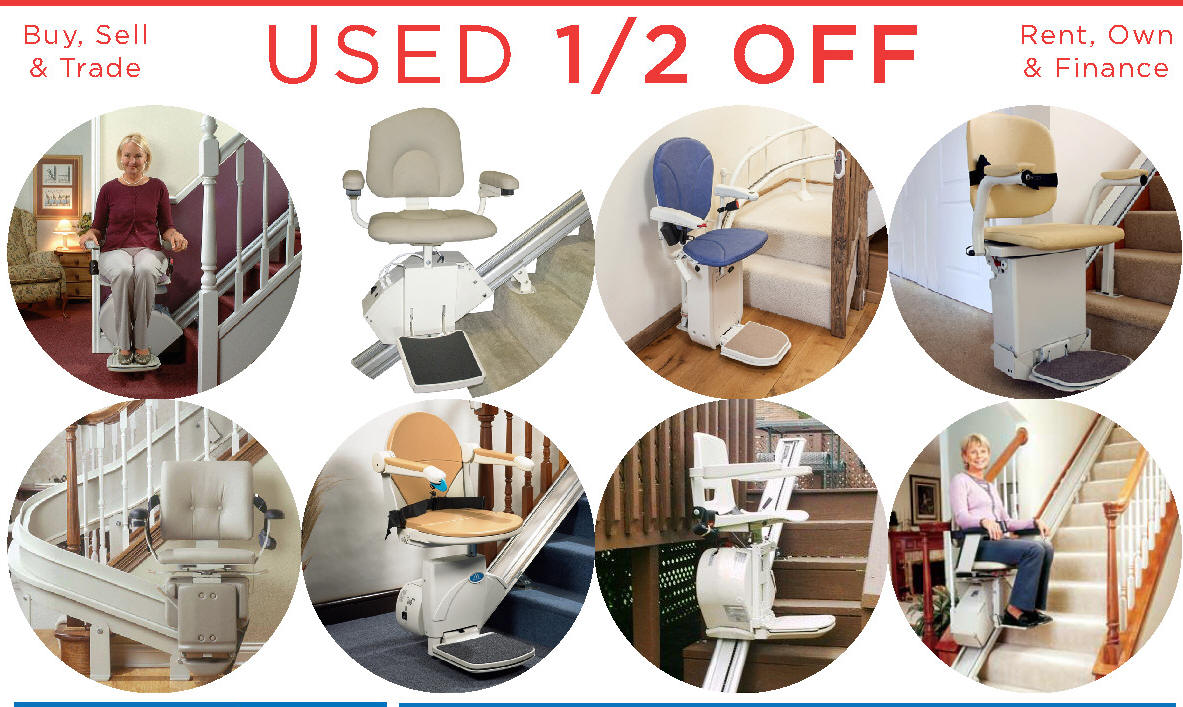 The Acorn 130 StairLift  Call San Francisco Stair Lifts
